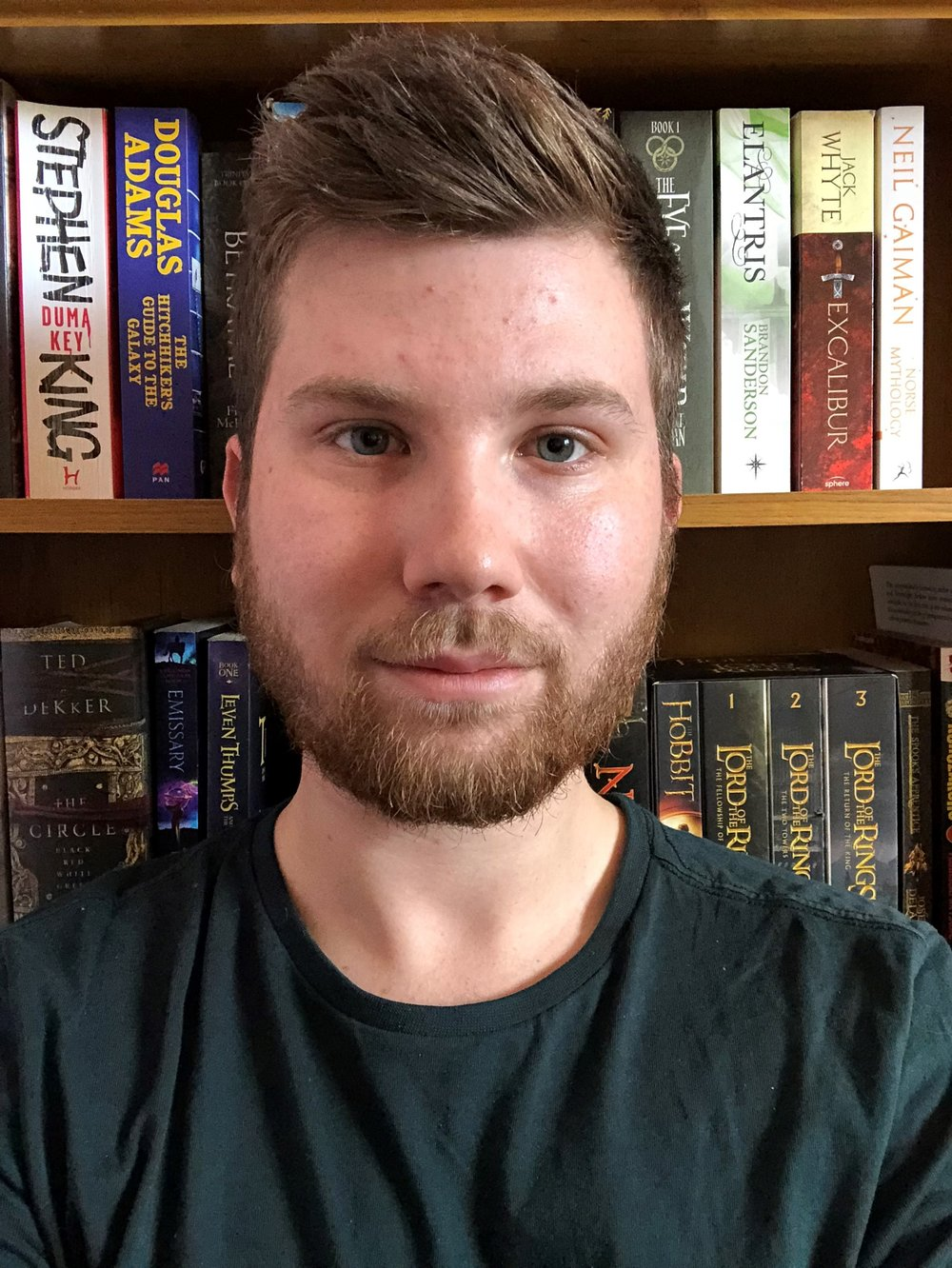 Daniel R graham is a writer of serial fiction, including  Sonder Stories  &  White Stag Trails . He also runs a Brand Developing Business call  Lion's Den Freelance.