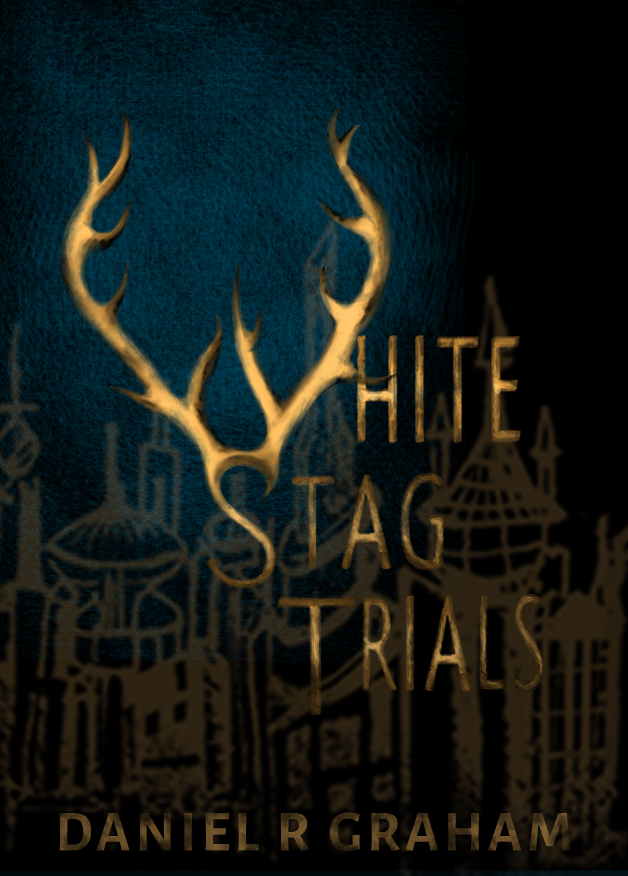 Like Fantasy? Check out my Series White Stag Trials!