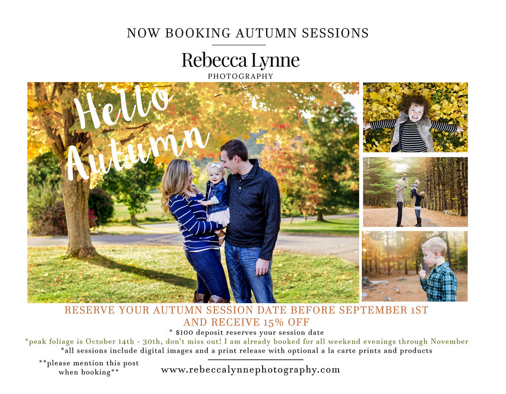 connecticut fall foliage family photography sessions autumn in ct