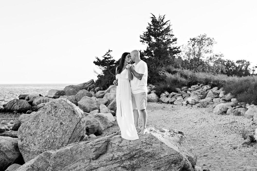 connecticut wedding photographer. hammonasset beach wedding anniersary photography