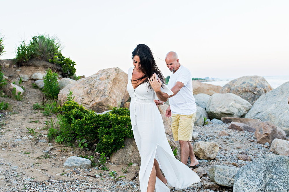 ct elopement photographer. connecticut wedding photography. hammonasset beach