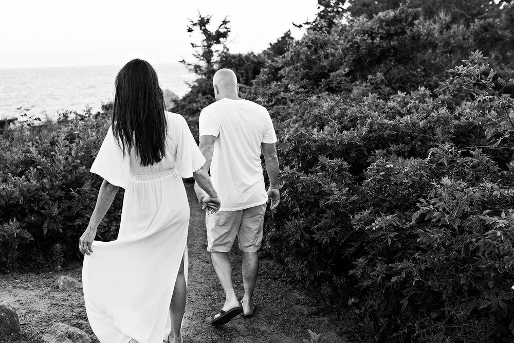 ct elopement photographer. hammonasset beach wedding photography