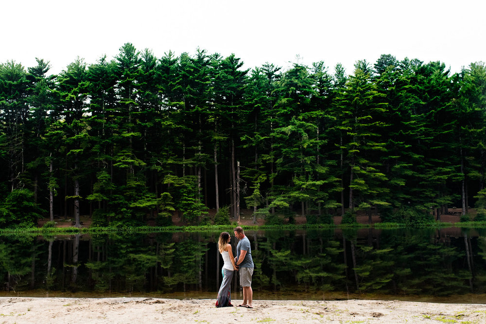 woodland elopement photography ct, wedding anniversary photographer ct