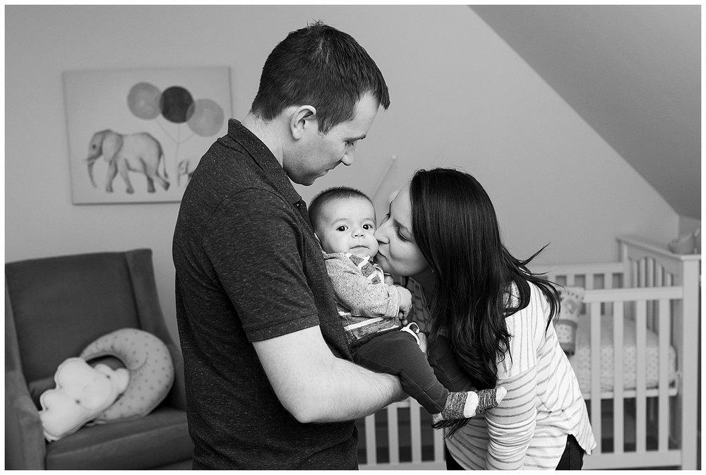 in home baby photographer glastonbury, ct