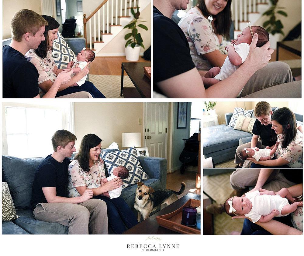 newborn girl photography lifestyle neworn photography