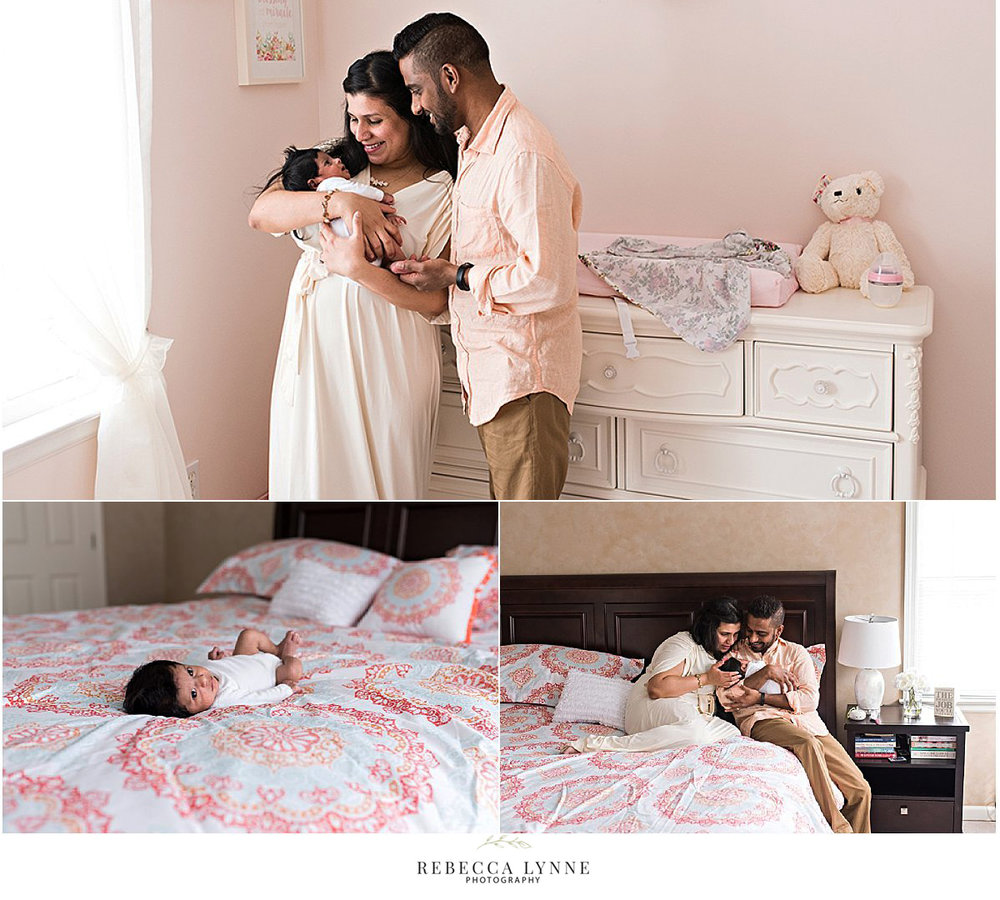 lifestyle newborn photographer ct