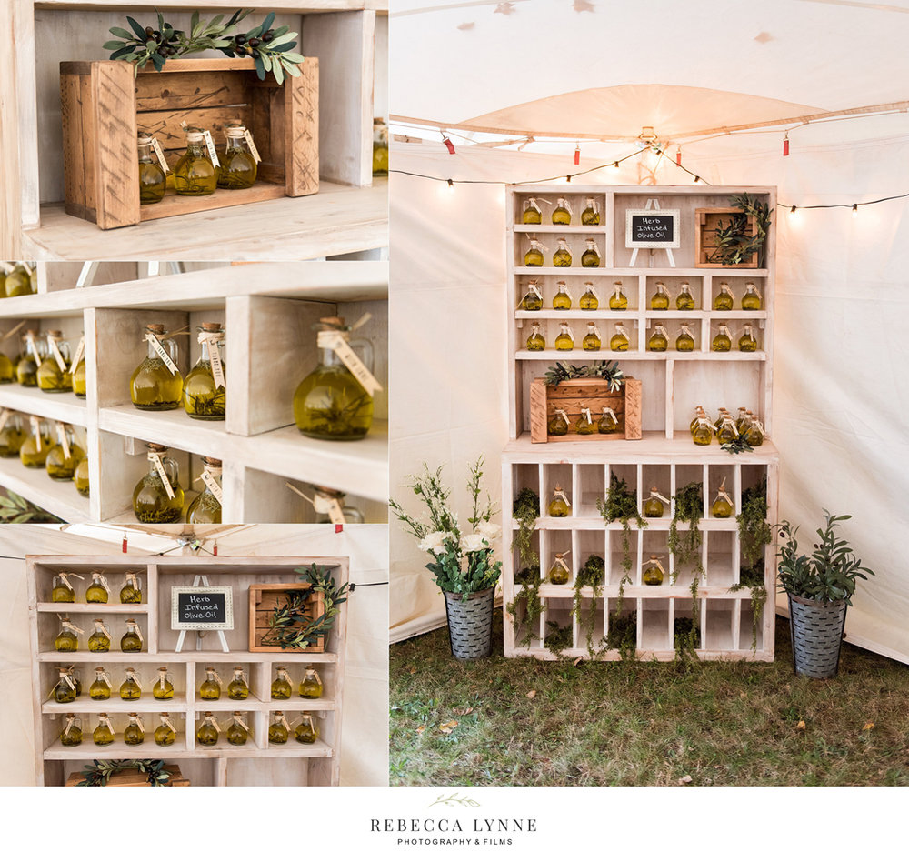 Rustic Wedding Decor DIY For Intimate Backyard Weddings   Rebecca Lynne  Photography CT