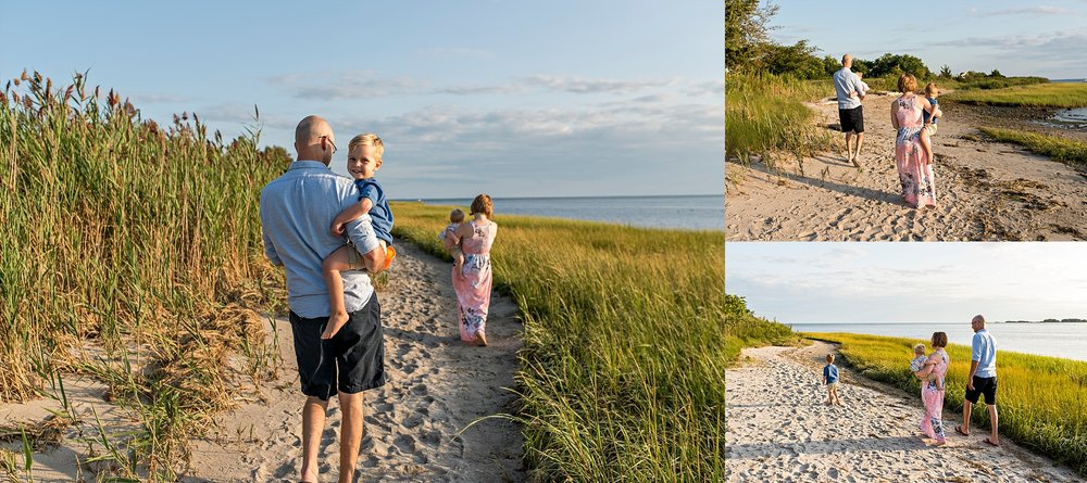 middlesex county ct family photography at the beach