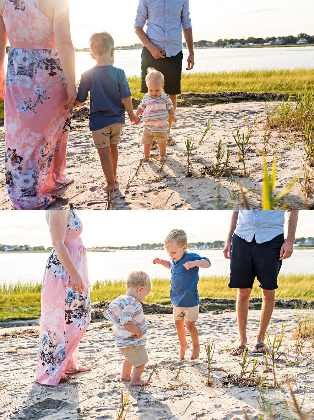 ct beach photography. family photography at the beach