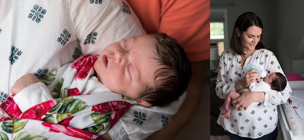 ct newborn photography session in hartford county connecticut