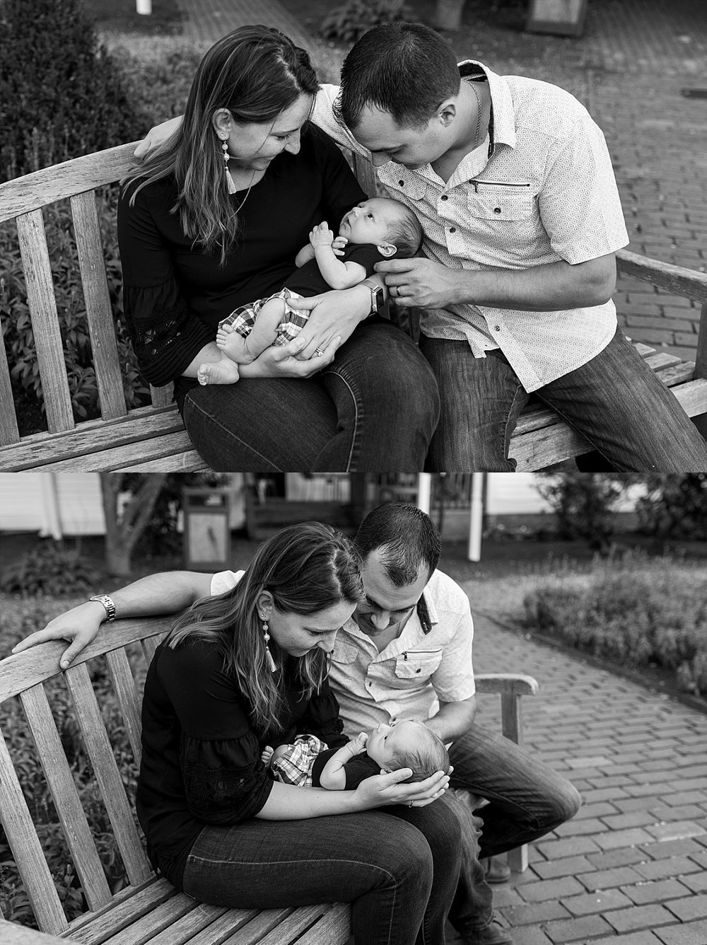 baby boy downtown essex connecticut newborn photographer