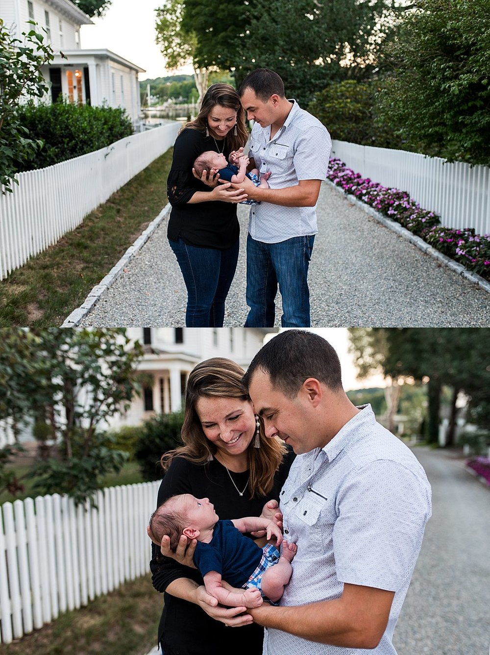 lifestyle newborn photographer connecticut