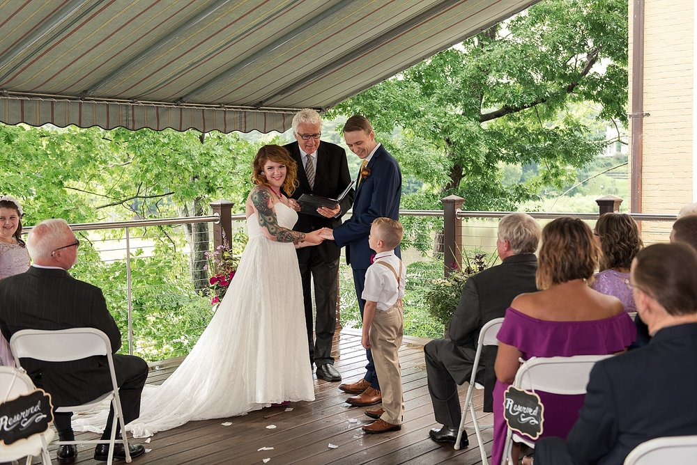 intimate wedding ceremony connecticut