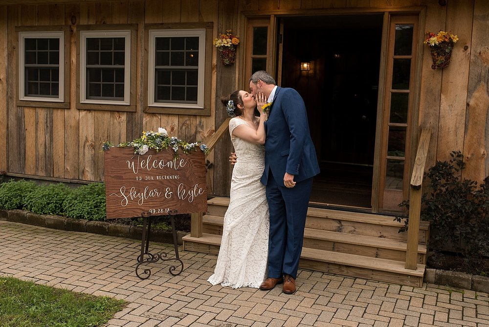 Fall wedding photography at wood acres farm in terryville, ct