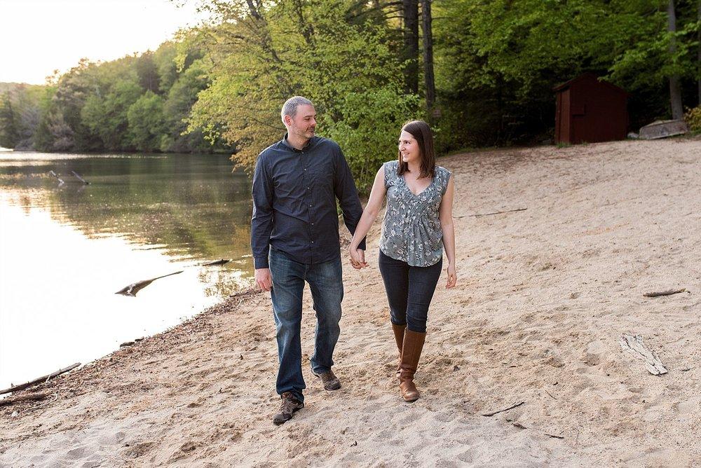 Connecticut engagement photographer