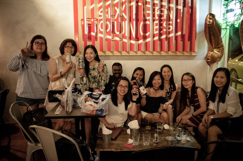 Sixteen Ounces Singapore