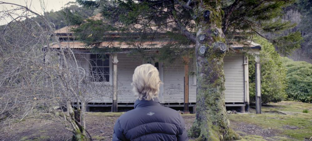 Gillian Robnik visits Lake Margaret