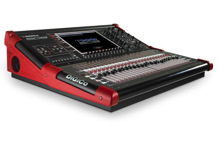 DiGiCo SD9 - With Stealth Core 2