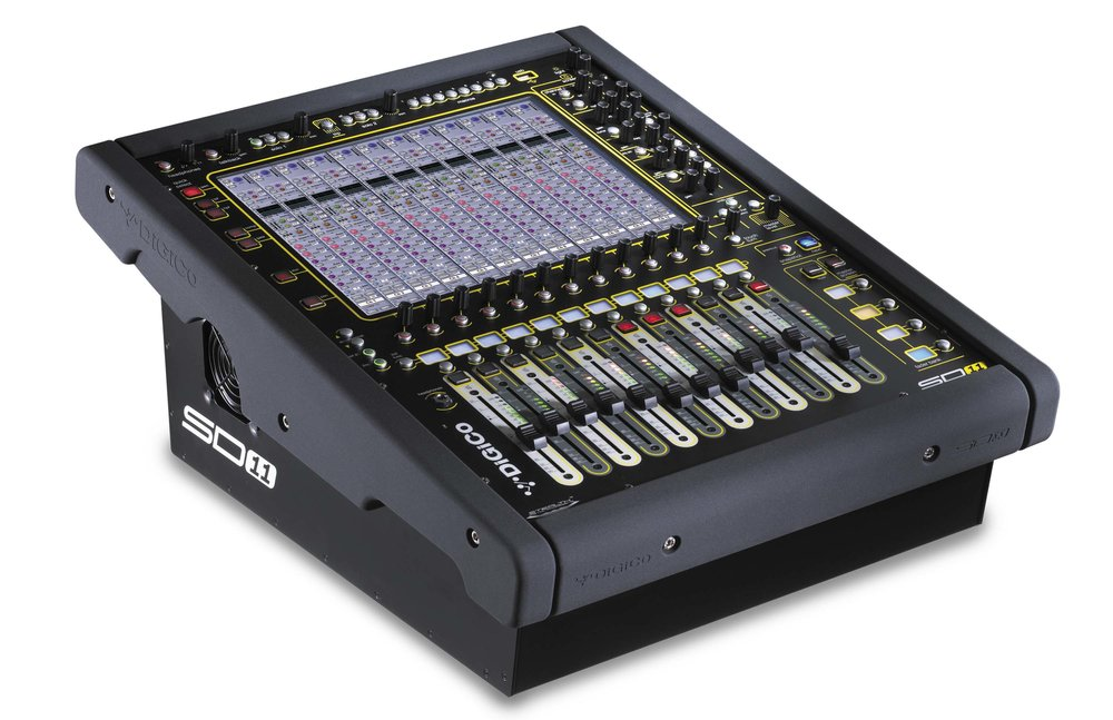 DiGiCo SD11 - with Stealth Core 2