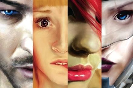 Portfolio - A selection of Nine Arrow work.