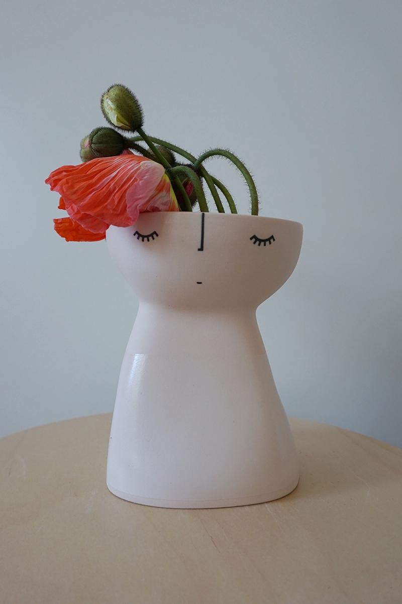 Curvy Vase $110