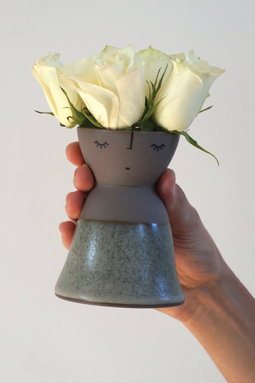 Vase Batch May 2018 Vanessa Bean