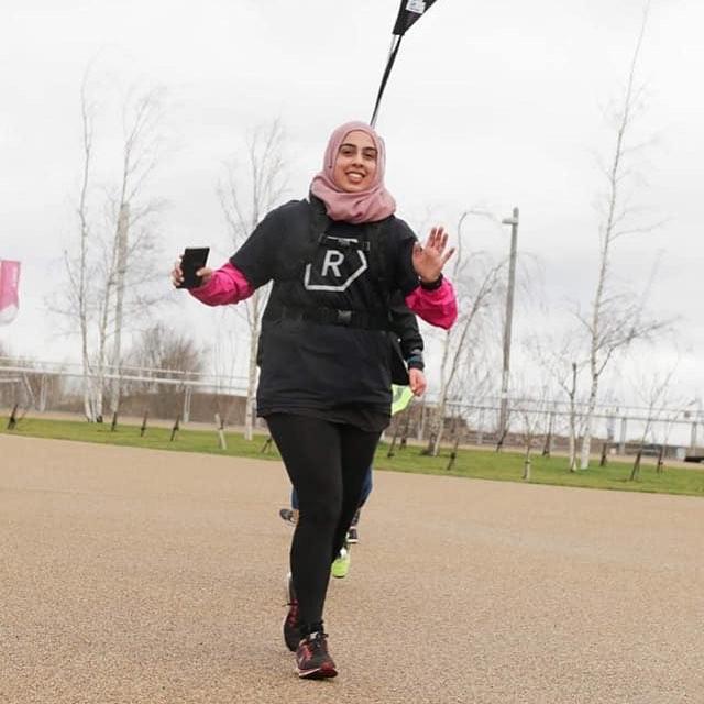 #RIOTSQUAD PACER TEAM 🔥🔥🔥#Running #Runners #LDN @saima_zed