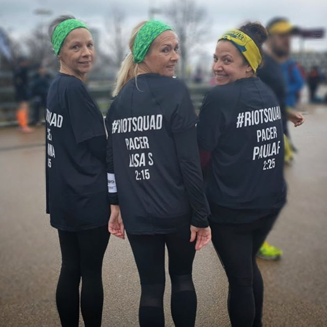 #RIOTSQUAD PACER TEAM 🔥🔥🔥#Running #Runners #LDN