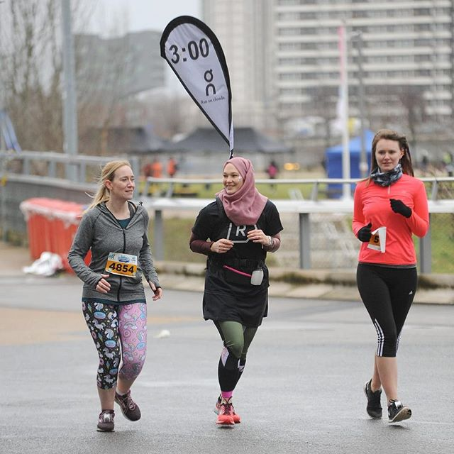#RIOTSQUAD PACER TEAM 🔥🔥🔥#Running #Runners #LDN @jogonhijabi
