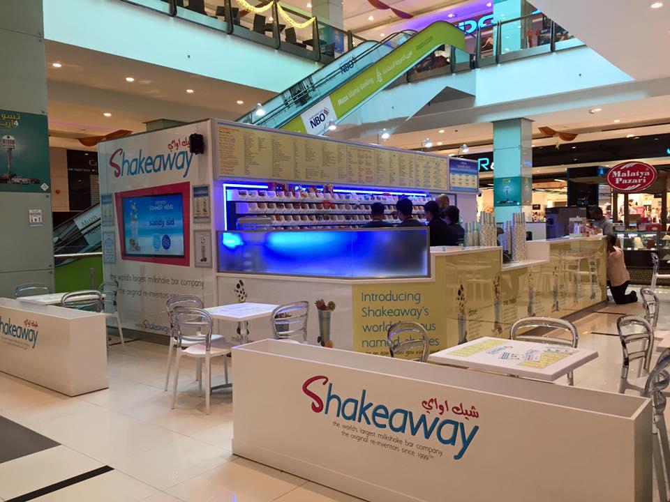 SHAKEAWAY Muscat Grand Mall