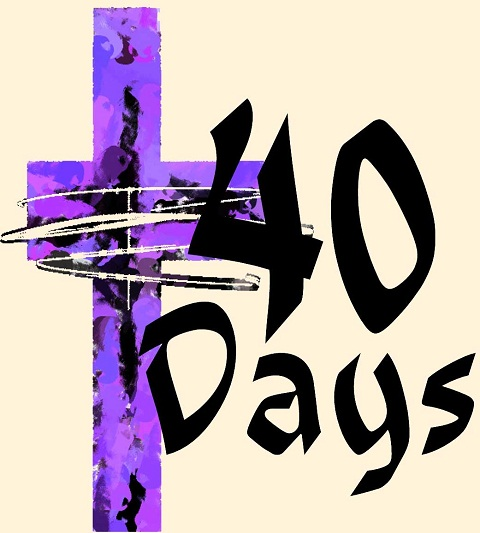 Lent_40days block