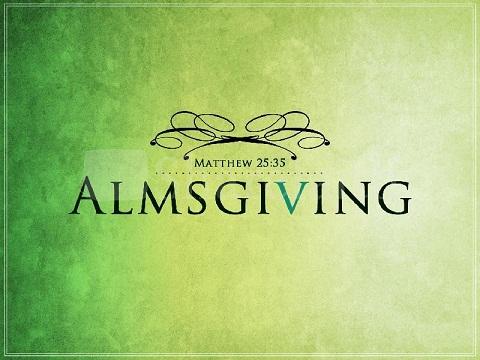 almsgiving 2013