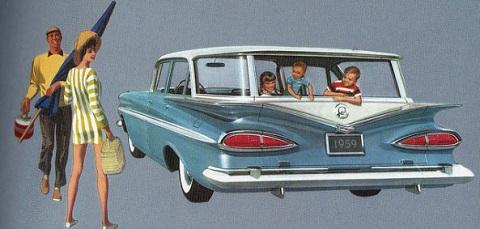 Impala-Wagon