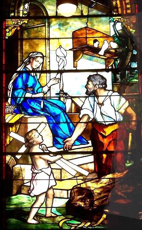 USA-Palo_Alto-Stanford_Memorial_Church-Glass_Window-1