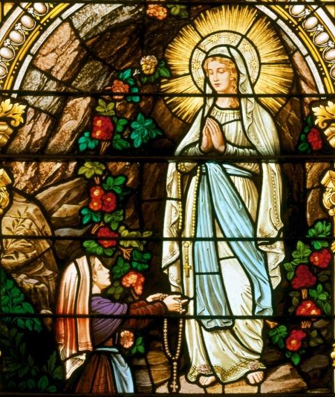 Lourdes Window