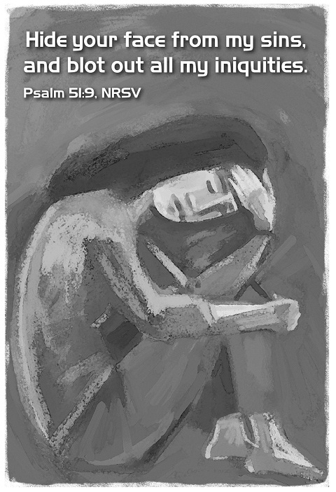Confessions Psalm