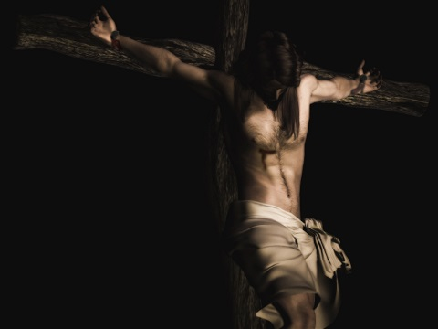 Jesus-Crucified-On-Cross-Picture-Wallpaper