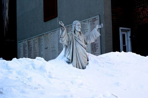 boston-north-end-catholic-church-statues-snow-4