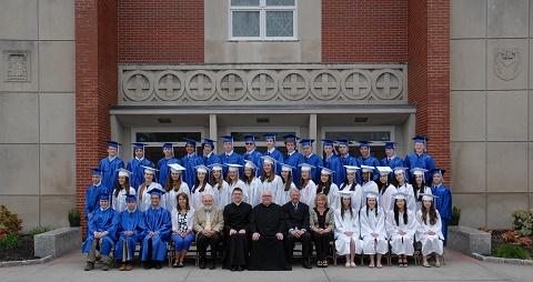 2015 OLM Grad Pic