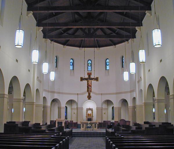 St. Gregory the Great Seminary Chapel, Lincoln, Nebraska