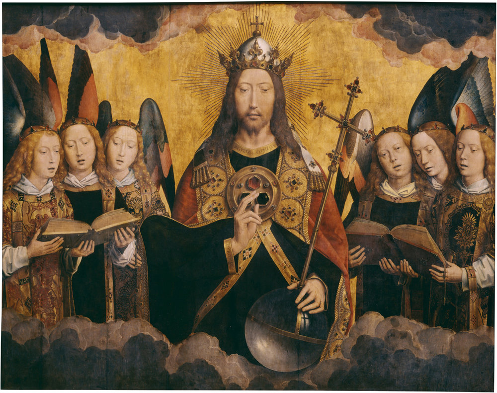 Hans_Memling_-_Christ_with_Singing_Angels_-_KMSKA_778.jpg