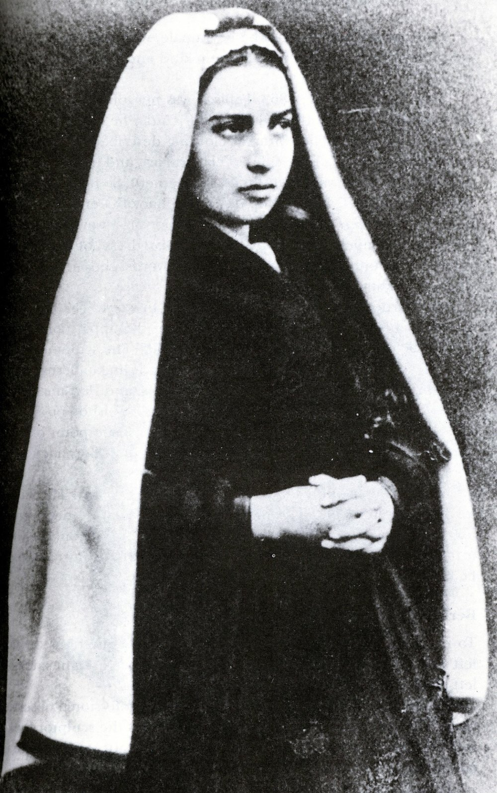 Saint Bernadette of Soubrious