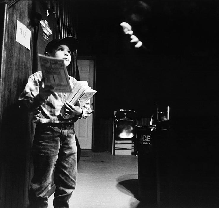 Oddfellows Theater -