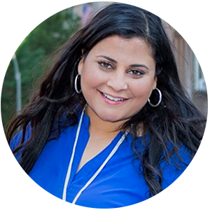 Monica SHAH  is the Founder of Revenue Breakthrough, a company that helps women create breakthroughs in their businesses so they can live their ideal lifestyles. She is also an adjunct business professor in New York City where she teaches marketing and business plan classes.  revenuebreakthrough.com
