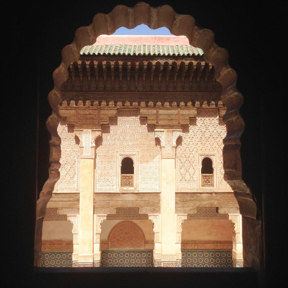 Lozidaze_Marrakesh_MedersaBenYoussef_02