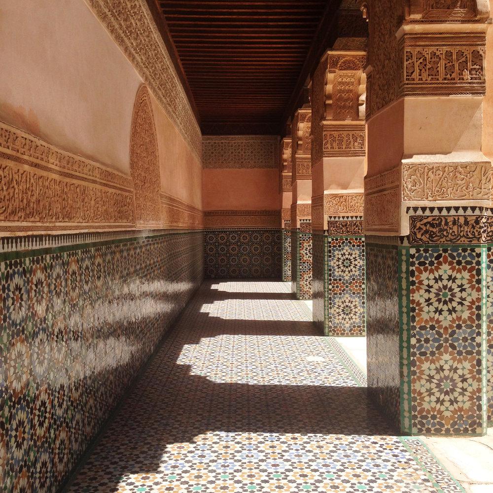 Lozidaze_Marrakesh_MedersaBenYoussef_03