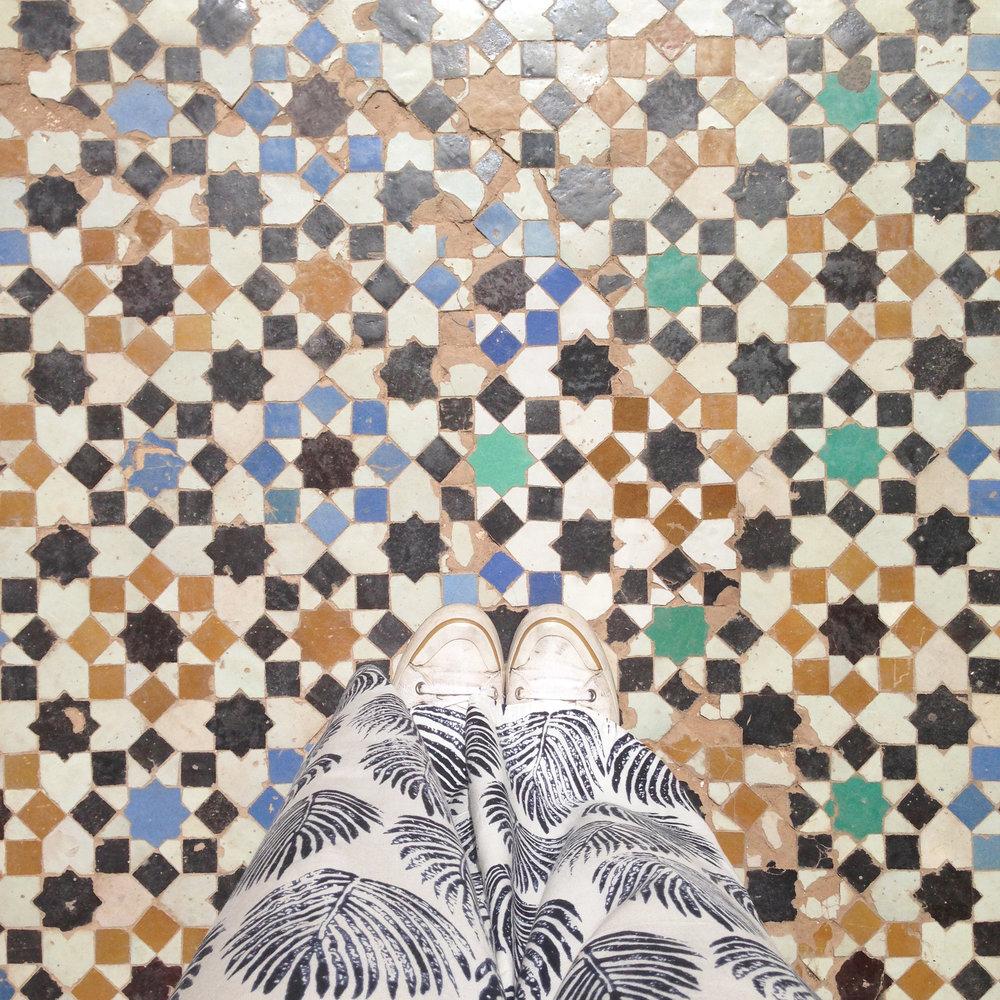 Lozidaze_Marrakesh_MedersaBenYoussef_04