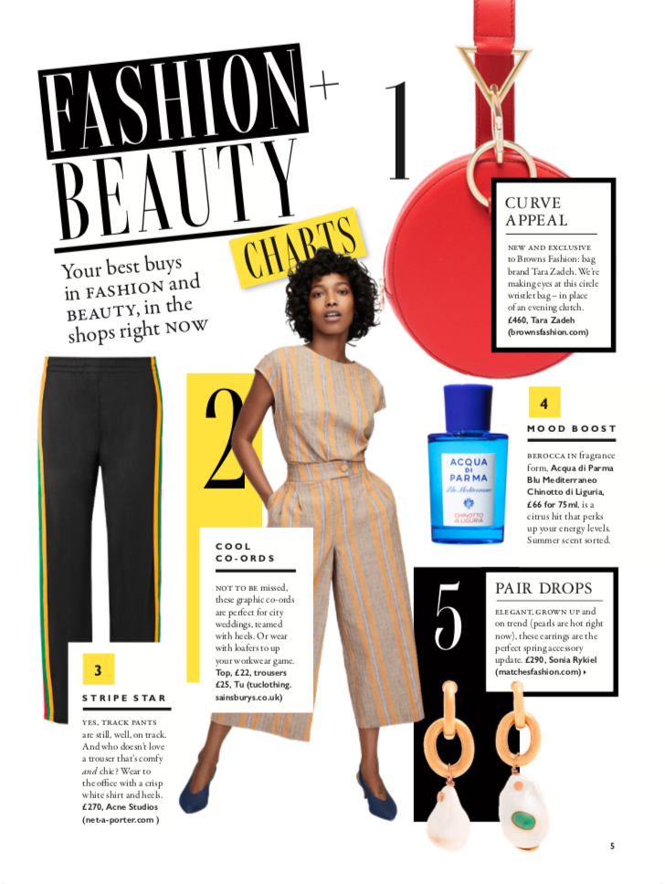 Grazia UK - APRIL 2018 ISSUE
