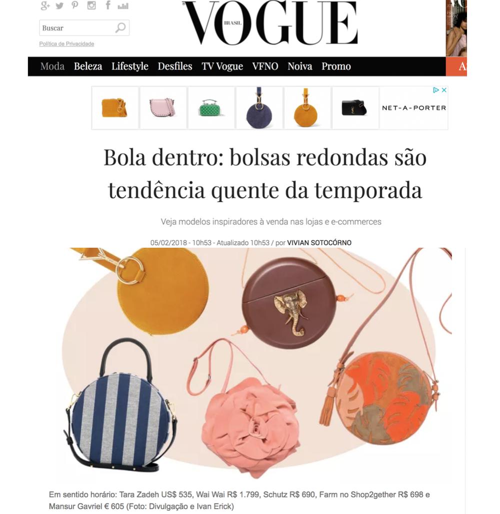 VOGUE Brazil - February 2018
