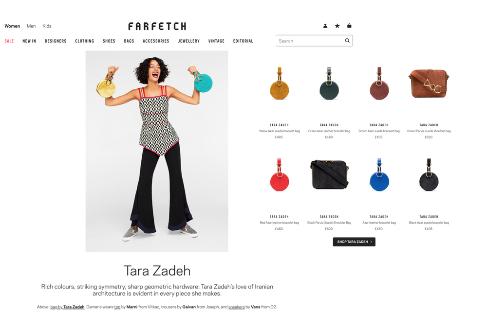 FARFETCH - June 2018
